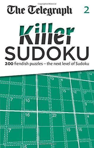 The Telegraph: Killer Sudoku 2 (The Telegraph Puzzle Books) - 0600633136