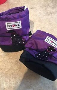 Brand New Never Worn Stonz Boots