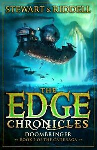 NEW - The Edge Chronicles 12: Doombringer: Second Book of Cade (PB) 0552567582