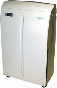 Haier CPRB09XC7 Portable Air Conditioner, 9,000 cooling BTU