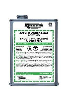 Mg Chemicals 419c-1l Acrylic Conformal Coating Ii 1 Liter Bottle