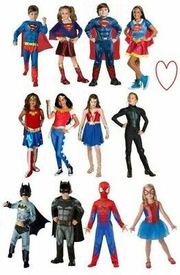 Jungen Mädchen Superheld Kostüm Kinder Kostüm Buchwoche - Kind Mädchen Superheld Kostüm