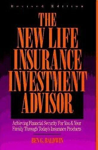 Neu Life Insurance Investment Advisor: Achieving Financial Security For You
