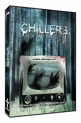 Chillers DVD-horror movie-film-haunt-soul mates-couple-benjamin-jackson-lewis