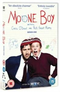 Moone Boy  Series 1  Complete DVD 2012 Chris O039Dowd Steve Coogan - <span itemprop=availableAtOrFrom>Kirkliston, United Kingdom</span> - Moone Boy  Series 1  Complete DVD 2012 Chris O039Dowd Steve Coogan - Kirkliston, United Kingdom