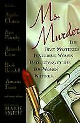 Ms Murder: Best Mysteries Featuring Women Detectives, by the Top women