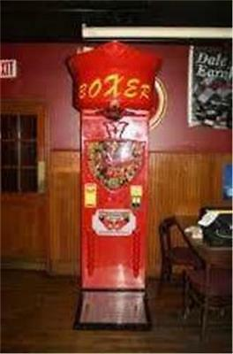 Boxing Vending Machine Bar Vendor Business Marketing Plan Ms Word Excel New