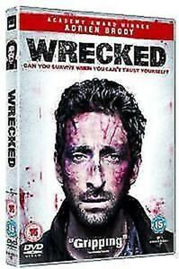 Wrecked-DVD-Nuovo-DVD-8284954