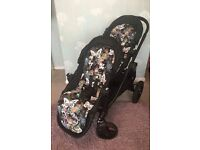 Baby Jogger City Select Double Buggy / Pram / Pushchair