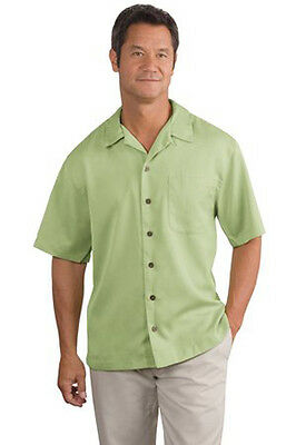 Port Authority Easy Care Camp Shirt. S535 Mens