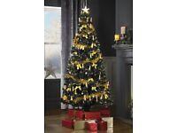 Fibre Optic Candle Tree - Gold RRP £99.99