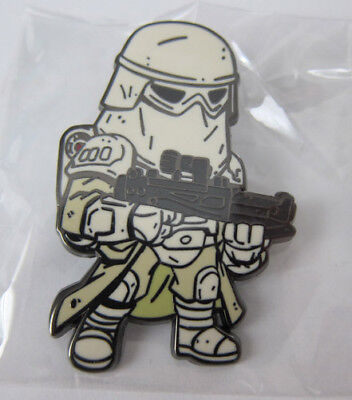 SNOWTROOPER - 2017 Star Wars Celebration Orlando eFX Exclusive Disney Pin