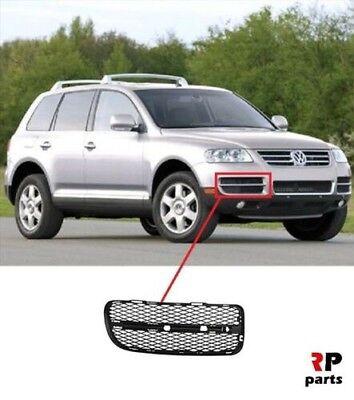 VW Touareg 2002-2006 Neu Vorder Stoßstange Unten Kühlergrill Abdeckung Richtige - Seite Vent Kühlergrill