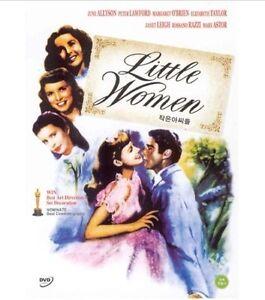 Little Women (1949) DVD (Sealed) ~ Elizabeth Taylor