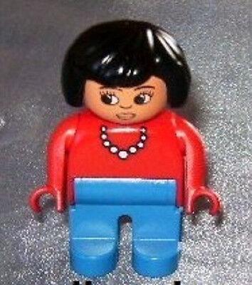 Baukästen & Konstruktion Lego Duplo Figur 4555 Polizist Officer