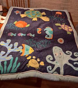 Lambs & Ivy: Literie pour bébé 5 pièces - 5 Piece crib set