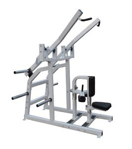 Used Hammer ISO lateral Pulldown.