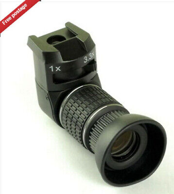 NEW Seagull Angle View Finder 1X-3.3X Universal camera DSLR or SLR Nikon Canon..