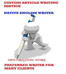 Best Article Writing Service - Stigmatter
