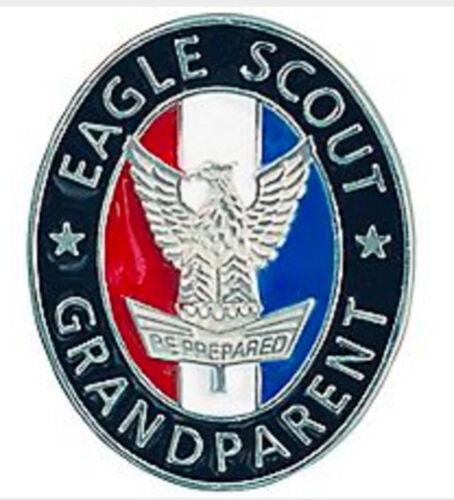 Eagle Scout Grandparent Lapel Pin