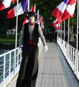 CLOWN on Stilts Juggler & face painter combo package Oakville / Halton Region Toronto (GTA) image 2