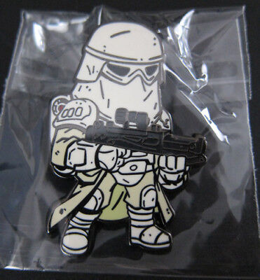 Disney Pin SNOWTROOPER - 2017 Star Wars Celebration Orlando eFX Exclusive