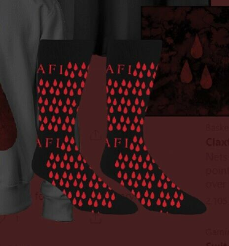 AFI BLOODSOCKS OFFICIAL MERCHANDISE NEW