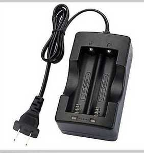 Rechargeable battery 18650 and Charger