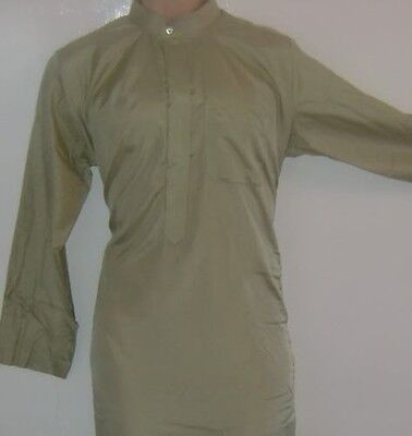 formelle Farbe Thawb Sommer Kaftan Damen Top Gewand Arabien Herren-Kostüm Robe - Thawb Kostüm