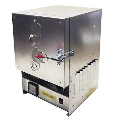 Genuino 950c (1742F) eléctrica horno 4 arcillas,Metales,piedras,ESMALTES -