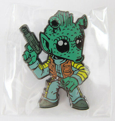 GREEDO - 2017 Star Wars Celebration Orlando Kotobukiya Exclusive Disney Pin
