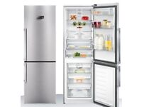 GRUNDIG Fridge Freezer (Bottom Freezer) GKN16820W - WHITE Energy Rating A++