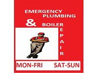 Plumber available 24/7