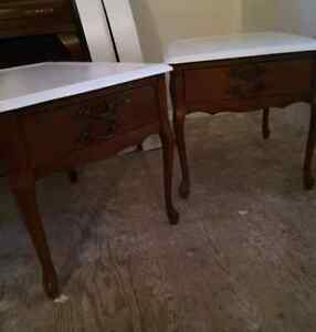 Coffee tables End tables