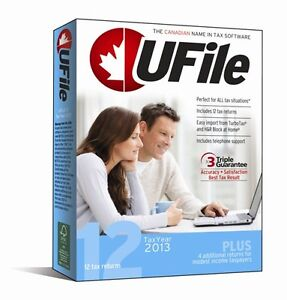UFILE 2015 TAX SOFTWARE