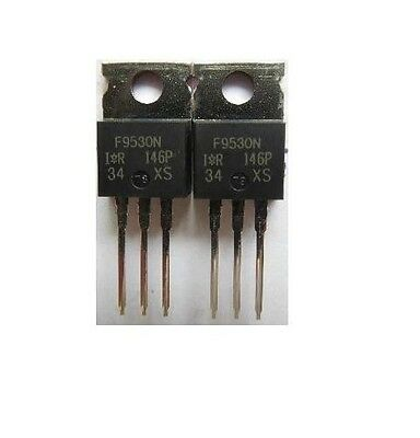 5pcs Ic Power N Mosfet F9530n Irf9530n Transistor To-220 Ar1