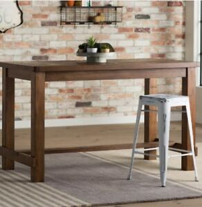 Dining Table - BRAND NEW bar height table  -