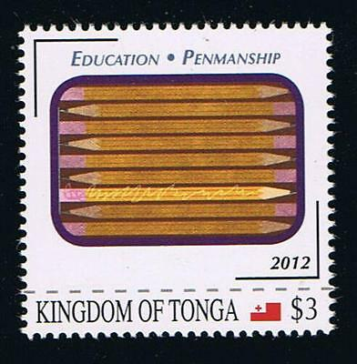 Tonga --- Education Issue Single Stamp
