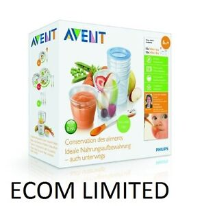 Avent-Feeding-Storage-20-Piece-Adapt-With-Pump-Bottle-Free-international-Del