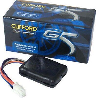 Clifford Coche Alarmas Smartwindows 4 Mando Elevalunas Eléctrico Control Módulo