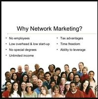 Join one of the top network marketing companies on earth