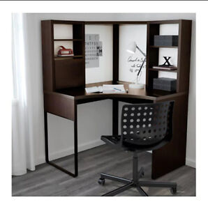 MICKE Corner Desk from IKEA $100