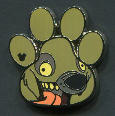 Disney Pin Ed Hyena COMPLETER - 2017 Hidden Mickey WDW Lion King Paw Print