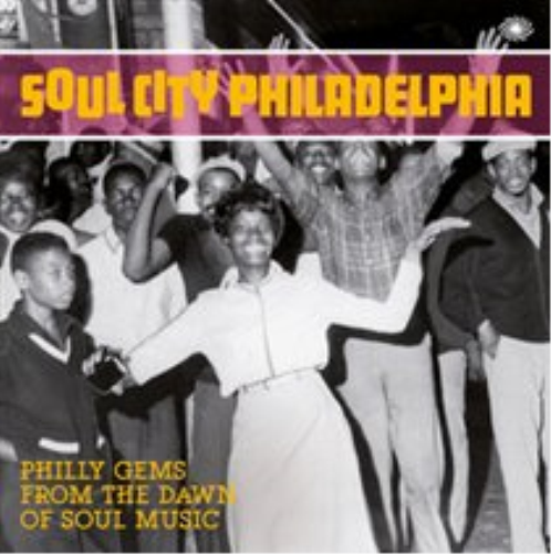 Various Artists-Soul City Philadelphia  CD NEU