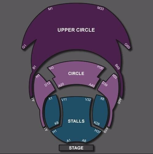 2 Russell Brand Tickets - Weds 2nd August - The Lowry Manchester - Row B Of The Stalls - U00a3100 ...