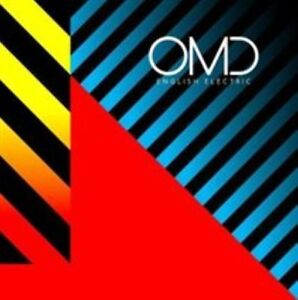 Orchestral Manoeuvres in the Dark - English Electric (Limited Edition/+DVD, 201…