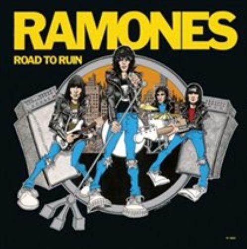 The Ramones-Road to Ruin  VINYL NEW