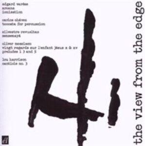 Varèse/Chávez/Revueltas/Messiaen/Harrison – View from the Edge (2009)  CD  NEW