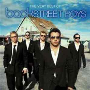 Backstreet Boys-The Very Best of Backstreet Boys CD NEW