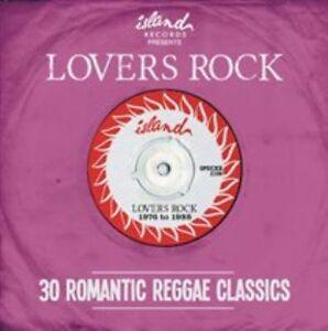 NEW Island Presents: Lovers Rock (Audio CD)